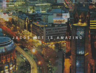 jacos.net screenshot