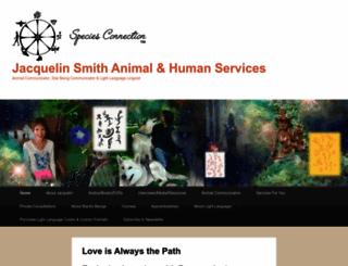 jacquelinsmith.com screenshot