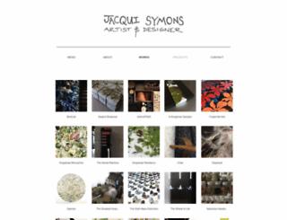 jacquisymons.co.uk screenshot