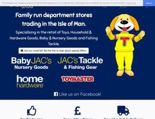 jacstores.co.uk screenshot