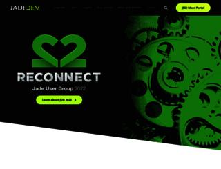 jade.co.nz screenshot