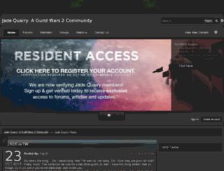 jadequarry.com screenshot