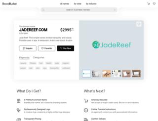 jadereef.com screenshot