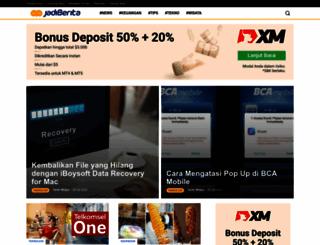 jadiberita.com screenshot
