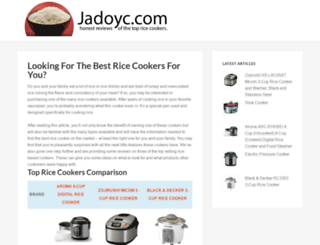 jadoyc.com screenshot