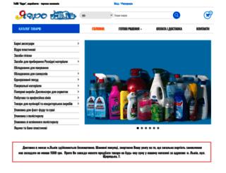 jadro.com.ua screenshot