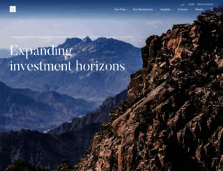 jadwa.com screenshot