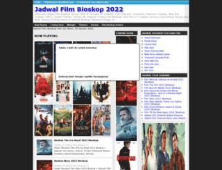 jadwalfilmbioskop21.blogspot.com screenshot