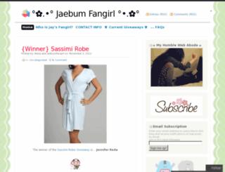 jaebumfangirl.wordpress.com screenshot