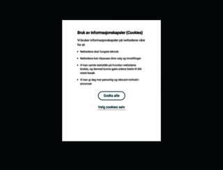 jaerensparebank.no screenshot