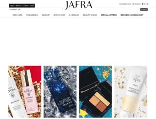 jafrausa.com screenshot