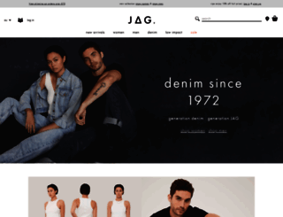 jag.com.au screenshot