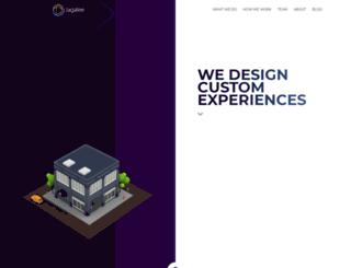 jagalee.com screenshot