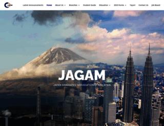 jagam.org.my screenshot