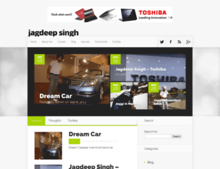 jagdeepsingh.in screenshot