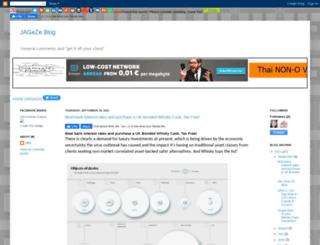 jageze.blogspot.com screenshot