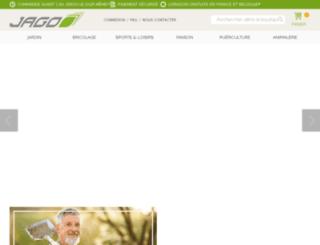 jago24.fr screenshot