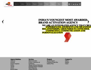 jagransolutions.com screenshot