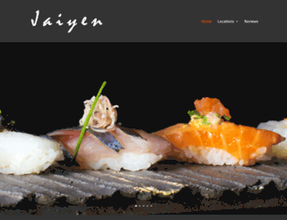 jai-yen.com screenshot