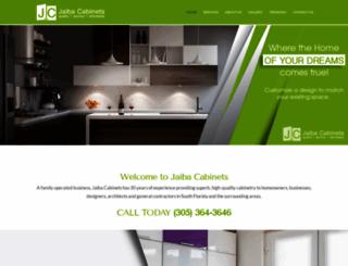 jaibacabinet.com screenshot