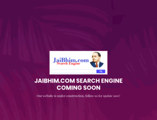 jaibhim.com screenshot
