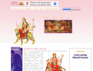 jaidevimaa.com screenshot