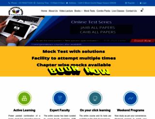 jaiibcaiib.com screenshot