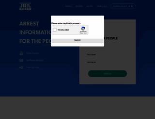 jailbase.com screenshot
