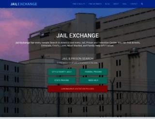 jailexchange.com screenshot