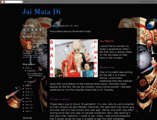 jaimatadibgr.blogspot.in screenshot