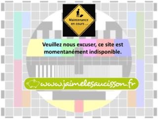 jaimelesaucisson.fr screenshot