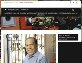 jaimelopez.mx screenshot