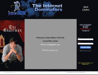jaimerizzo.com screenshot