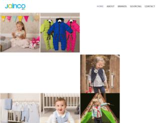 jainco.co.uk screenshot