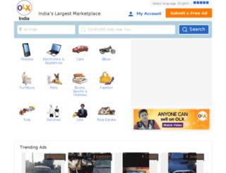 jaipur.olx.in screenshot