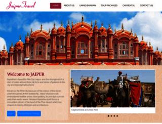 jaipurtravel.com screenshot