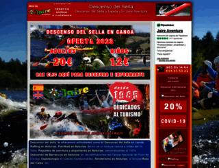 jairecanoas.com screenshot
