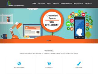 jaitechnologies.co.in screenshot