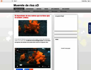 jajajaquerisaxd.blogspot.mx screenshot
