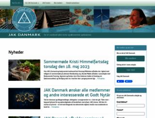 jak.dk screenshot