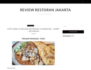 jakartaplaces.com screenshot