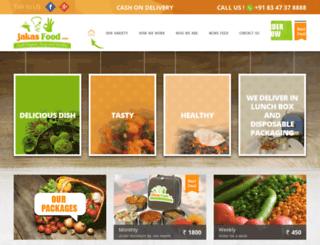 jakasfood.com screenshot