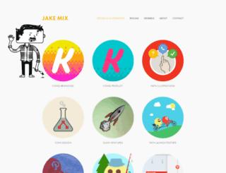 jakemix.com screenshot