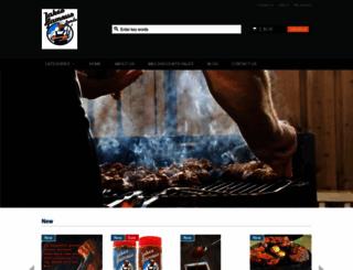 jakesbbqsauce.com screenshot