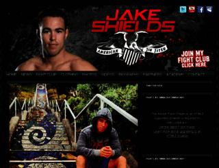jakeshields.com screenshot