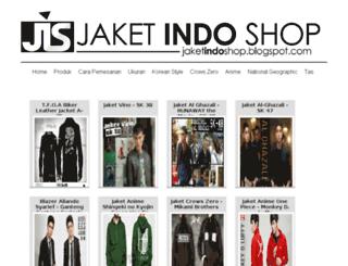 jaketindoshop.com screenshot