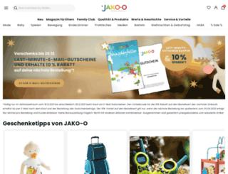 jako-o.ch screenshot