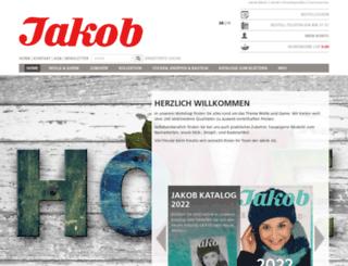 jakob-wolle.ch screenshot