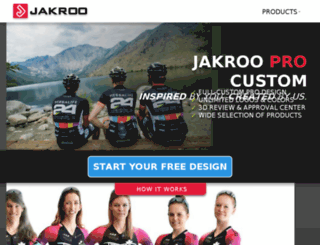 jakroo.us screenshot