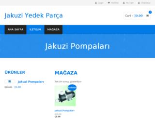 jakuziyedekparca.net screenshot